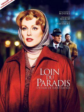 Jaquette dvd Loin Du Paradis