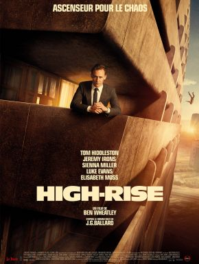 Jaquette dvd High-Rise