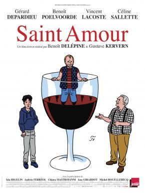 DVD Saint Amour