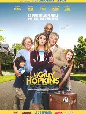 DVD La Fabuleuse Gilly Hopkins