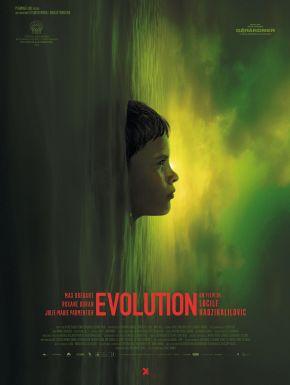 Jaquette dvd Évolution