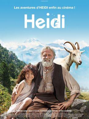 Heidi DVD et Blu-Ray
