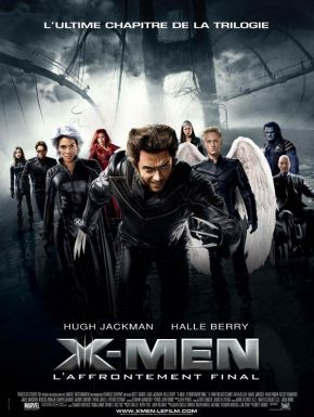 Sortie DVD X-Men 3 -  L'Affrontement Final