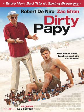 DVD Dirty Papy