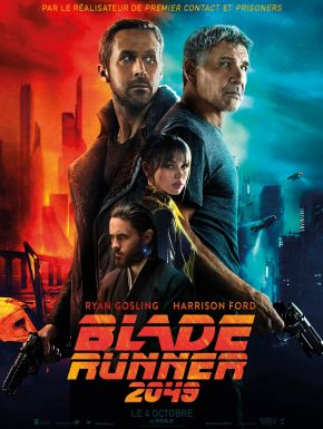 Blade Runner 2049 DVD et Blu-Ray