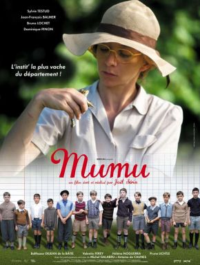 Sortie DVD Mumu