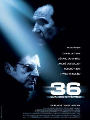 36 Quai Des Orfèvres DVD et Blu-Ray