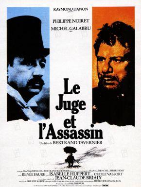Jaquette dvd Le Juge Et L'Assassin