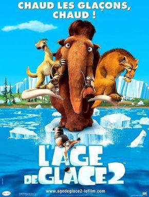 sortie dvd  L' Age de glace 2