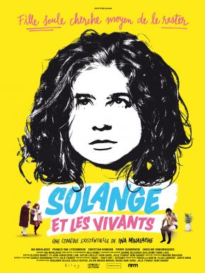sortie dvd  Solange Et Les Vivants