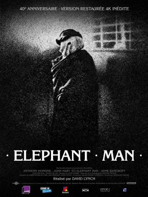DVD Elephant Man