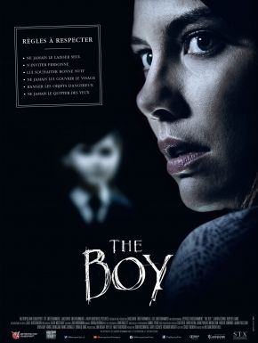 The Boy DVD et Blu-Ray