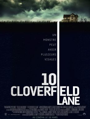 DVD 10 Cloverfield Lane