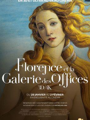 Jaquette dvd Florence Et La Galerie Des Offices