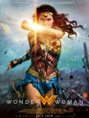 Sortie DVD Wonder Woman