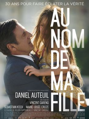 DVD Au Nom De Ma Fille