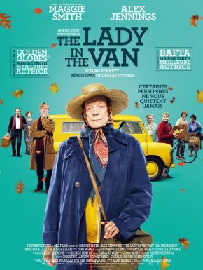 Sortie DVD The Lady In The Van