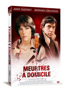 DVD Meurtres à Domicile