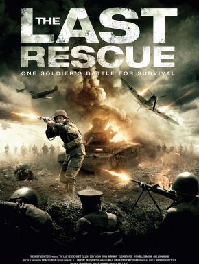 DVD The Last Rescue