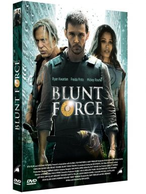 Jaquette dvd Blunt Force Trauma