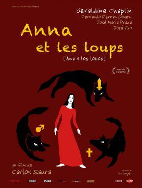 Jaquette dvd Anna Et Les Loups