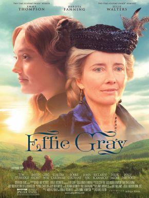 sortie dvd  Effie Gray