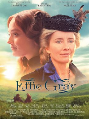 Jaquette dvd Effie Gray