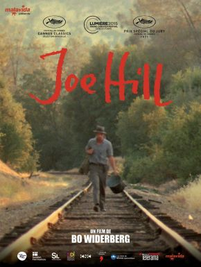 Joe Hill DVD et Blu-Ray
