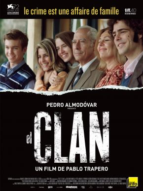 El Clan DVD et Blu-Ray