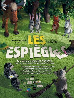 DVD Les Espiègles