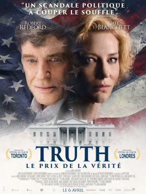 Jaquette dvd Truth : Le Prix De La Vérité