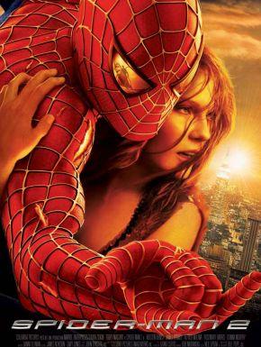 Jaquette dvd Spider-Man 2