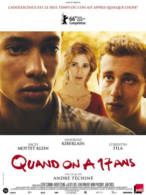 DVD Quand On A 17 Ans