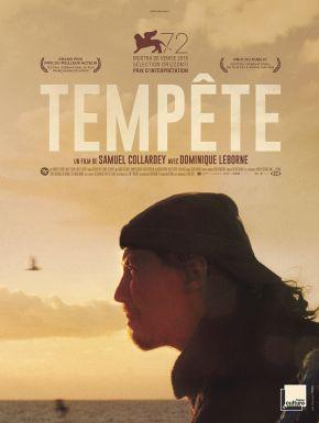 Tempête DVD et Blu-Ray