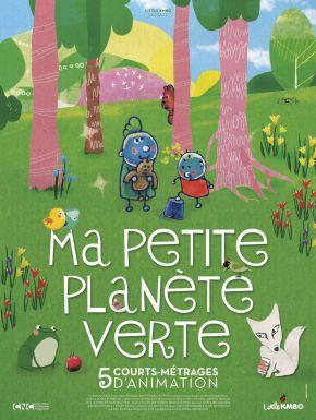 DVD Ma Petite Planète Verte