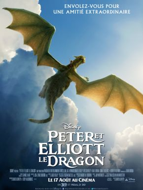Peter Et Elliott Le Dragon DVD et Blu-Ray