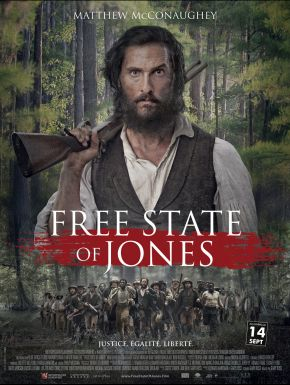 Sortie DVD Free State Of Jones