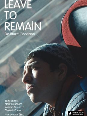 Jaquette dvd Leave To Remain
