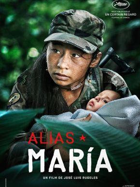 Jaquette dvd Alias Maria