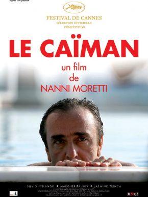 Le Caïman DVD et Blu-Ray