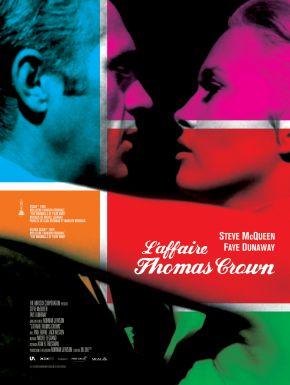 DVD L'Affaire Thomas Crown