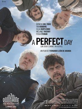 A Perfect Day (un Jour Comme Un Autre) DVD et Blu-Ray