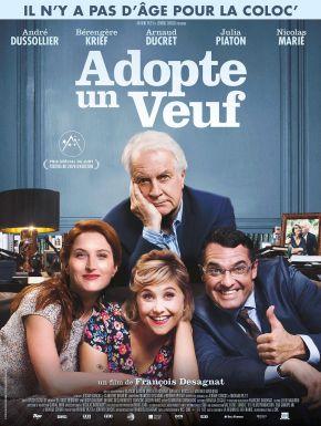 Jaquette dvd Adopte Un Veuf