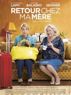 Retour Chez Ma Mère DVD et Blu-Ray