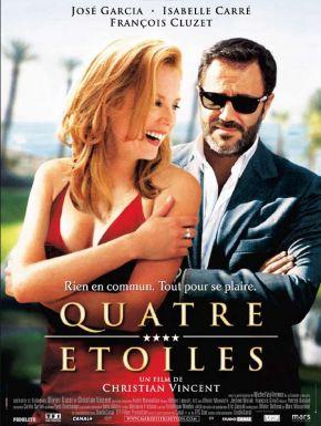 Jaquette dvd Quatre Etoiles