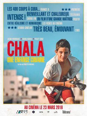 DVD Chala, Une Enfance Cubaine