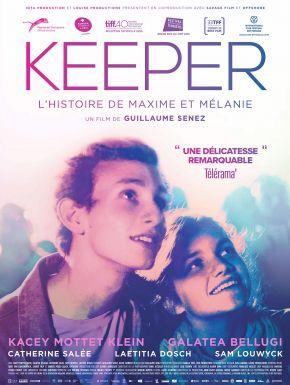 sortie dvd  Keeper