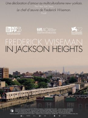 In Jackson Heights DVD et Blu-Ray