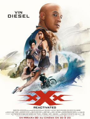 XXx : Reactivated en DVD et Blu-Ray