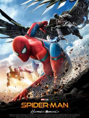sortie dvd	  Spider-Man: Homecoming